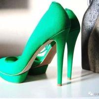 心理测试:选一双你最中意的高跟鞋,测你会