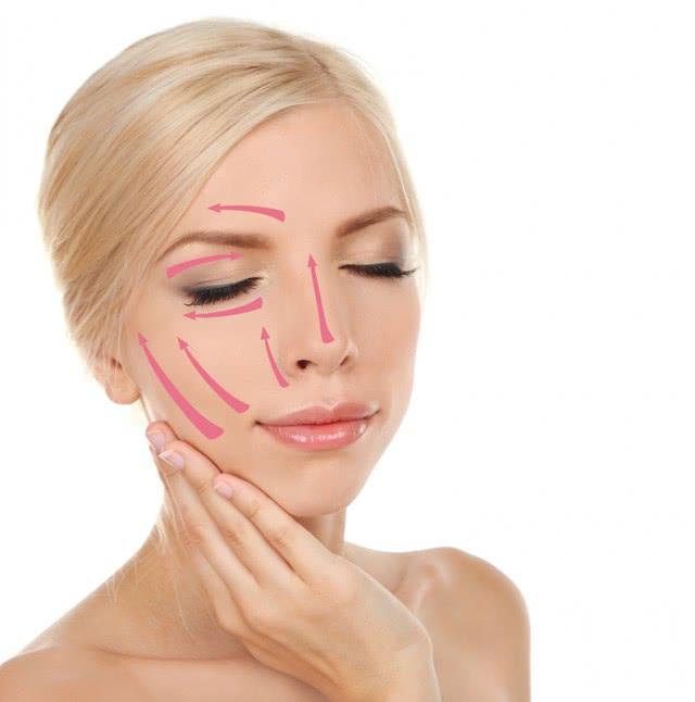 正确拍打脸部瘦脸方法介绍 5个窍门助你拥有瓜子脸