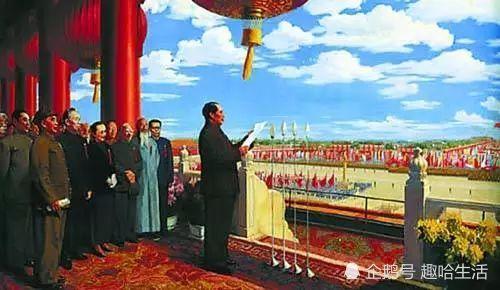 庆祝祖国成立70周年时,你需要知道的中国成立后的几个重要事件