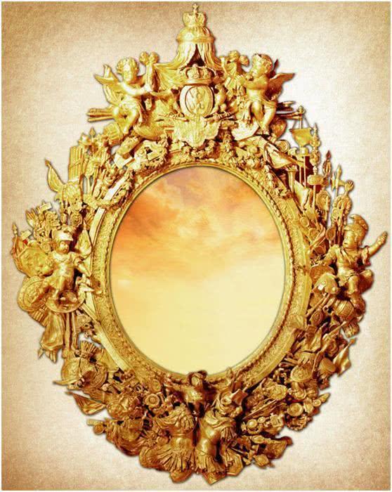 心理学:凭直觉选出你最喜欢的一面镜子,测你会不会越长越漂亮