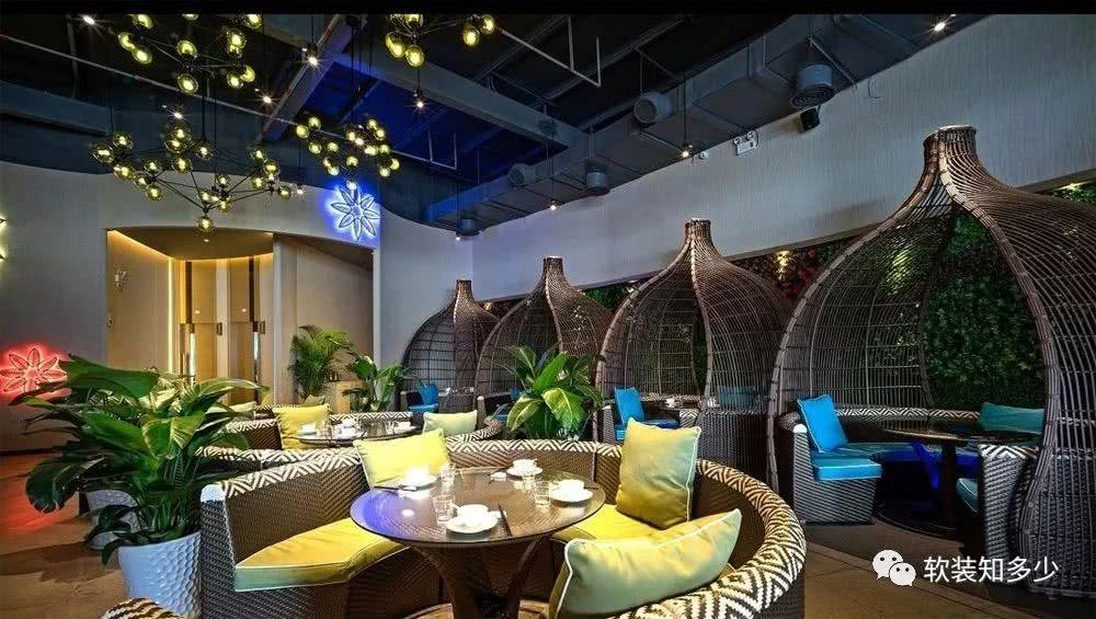 工装餐厅空间设计色彩是如何搭配呢?也许你应该知道这些