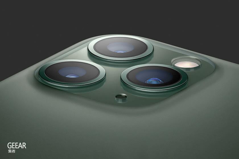 <b>iPhone11Pro的三镜头为何如此排列,原来大有玄机!</b>