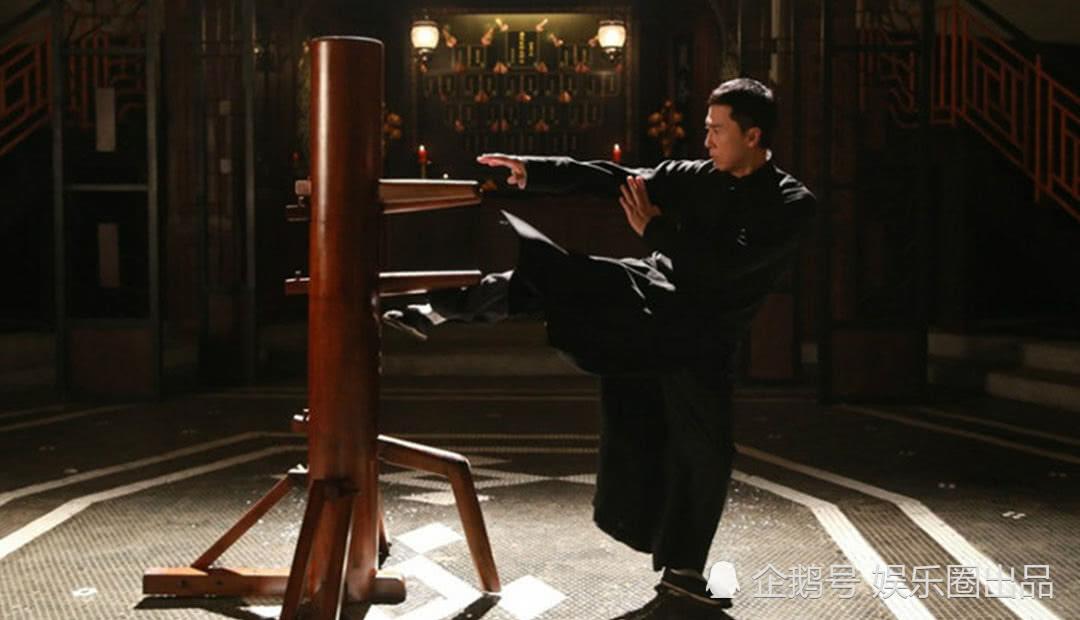 """甄子丹的经典台词,被樊少皇当作""""笑柄"""",却成了叶问最大的真理"""