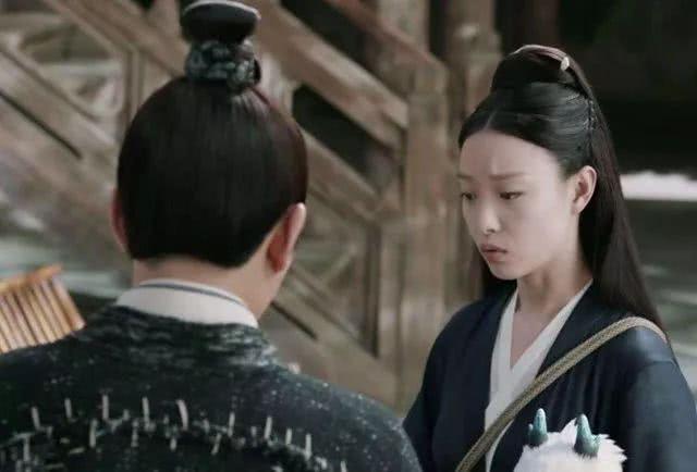 明明还是少女,却在《宸汐缘》中演大妈,陈莹是真够敬业的