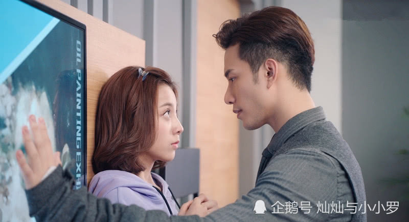 同样是饰演外星女生,安悦溪遇上万鹏,谁更胜一筹?