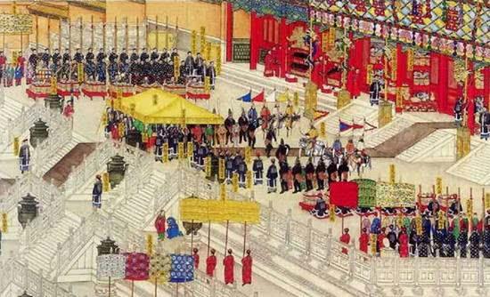 中国封建礼制的终极挑战——晚清觐见礼仪改革