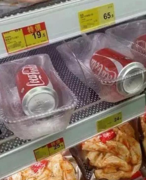 超市里过度包装:橘子剥成瓣,香蕉卖一根,罐头为何要多此一举?