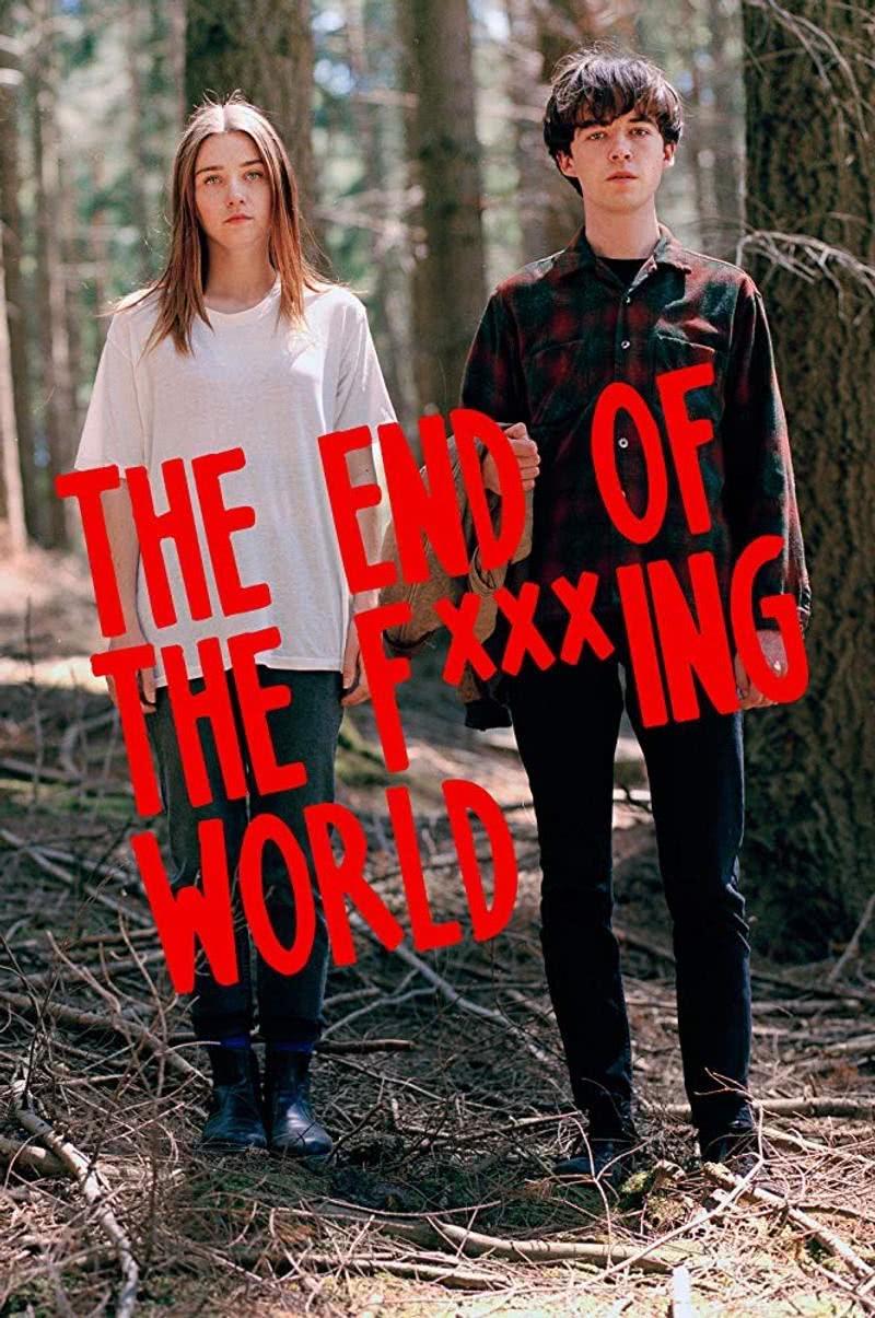 最厌世+中二的男女主角回归!《去他妈的世界》第二季9月开播!