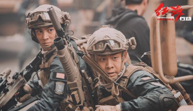 韩国人嘲笑《红海行动》票房低?看到真实金额后,反应太真实了!