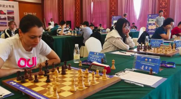 """国际象棋甲级联赛第11轮 上海移动获""""半程冠军"""""""