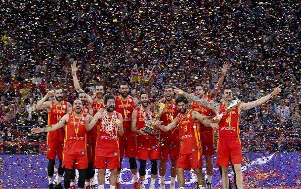 世界杯开幕前以为会迎来男篮新时代,其实与世界强队,渐行渐远!
