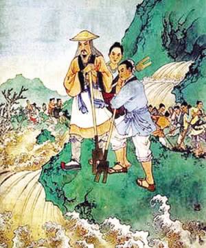 中国历史上鞋子的发展!