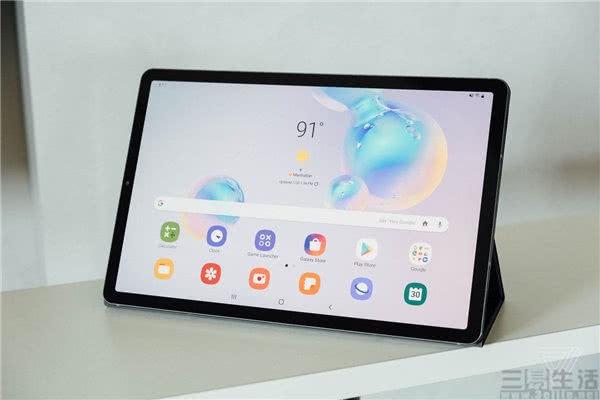 三星旗舰级平板Tab S6发布,售价仅为649美元