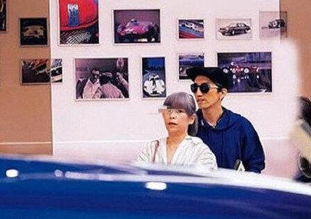 藏得太深!林志炫把20年的干妹妹发展成妻子,孩子疑似已上初中