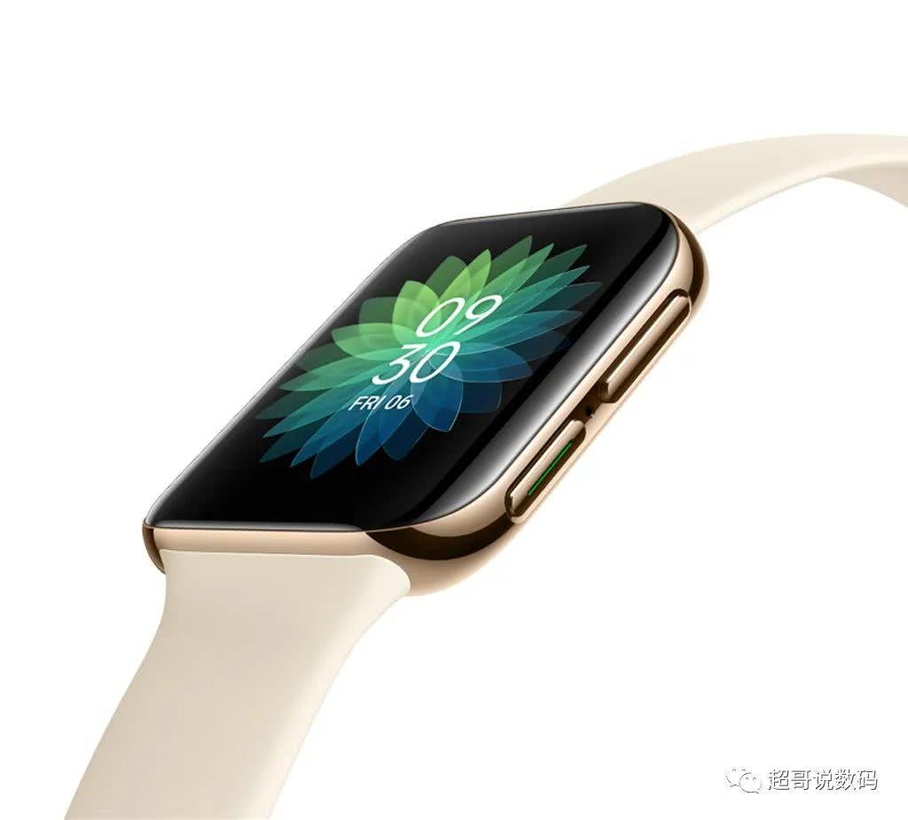 <b>OPPO Watch和Apple Watch之间,难道只是一个单词的差别吗?</b>