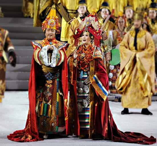文成公主是唐朝的牺牲品,她远嫁吐蕃,和亲40年,却守活寡31年