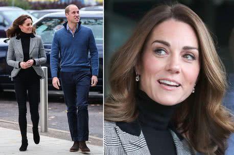 未来王后凯特很幸福?她背负着悲伤和被蔑视,贵族的世界如此虚伪