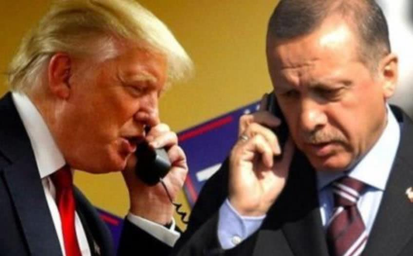特朗普:土耳其若做我不允许的事,将彻底摧毁其经济,我以前做过