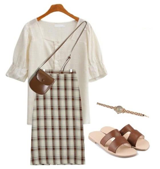 想要彰显法式复古风,8套夏日穿搭来助力,妥妥的时尚精