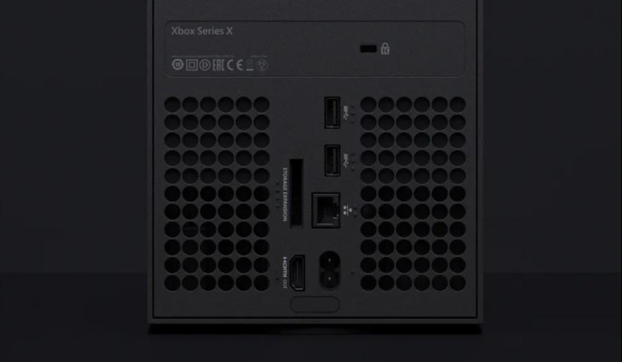新Xbox主机背部神秘接口解密:外接特制固态