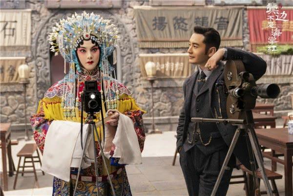 剧版《霸王别姬》?于正新剧开播,你对黄晓明尹正有信心吗?