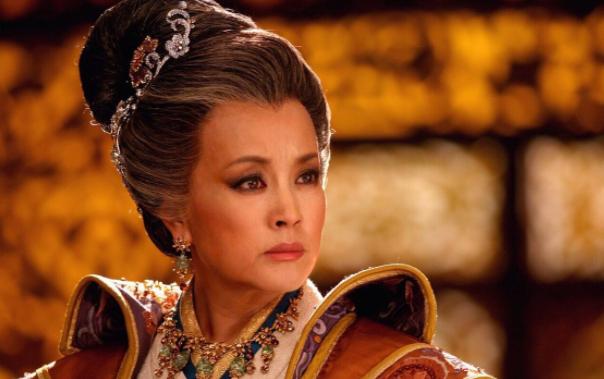 武则天在李世民死前说了8个字,保住了性命,后来还成为了女皇帝