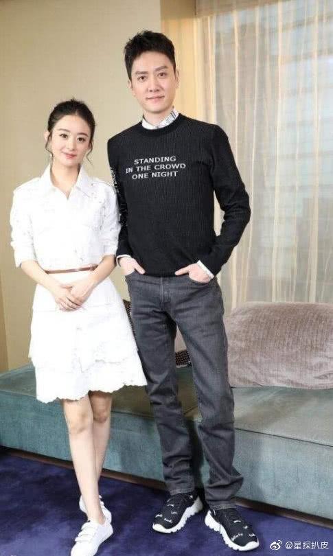 冯绍峰生日赵丽颖送祝福 甜蜜爱称破离婚传闻