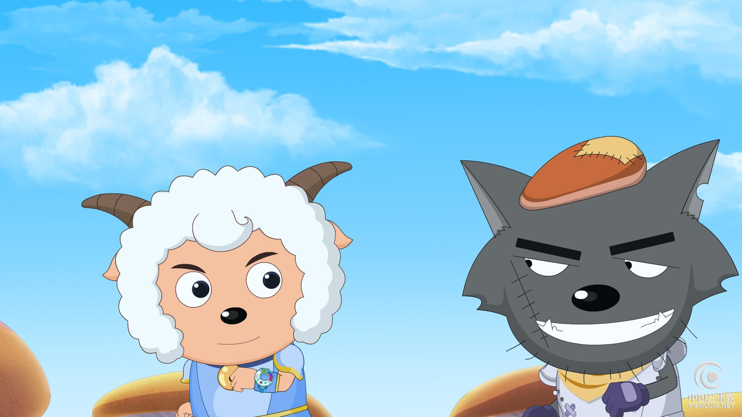 喜羊羊:狼二叔无意间透漏了灰太狼小名,害的红太狼笑破了肚皮!