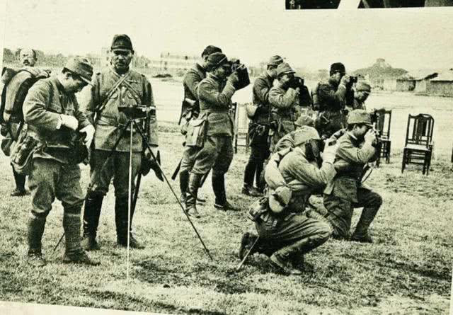 1943年日寇在山西进行新武器射杀实验,一颗子弹穿射四人