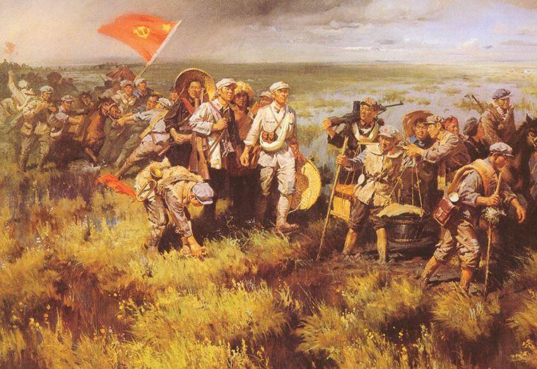 红军长征时吃皮带博物馆展出一物,让人不得不敬佩