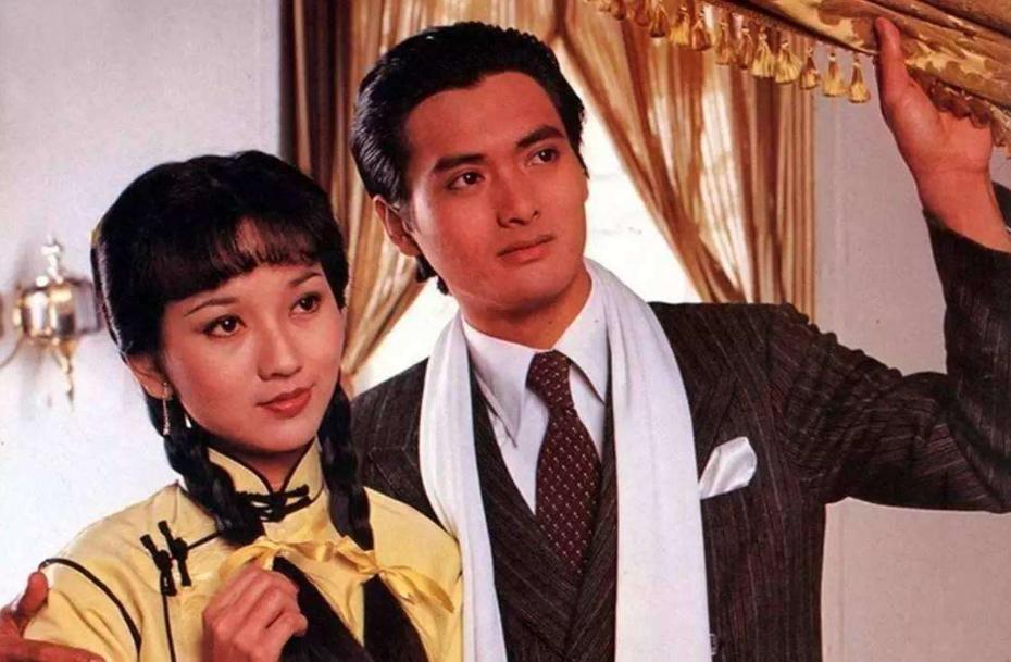 《上海滩》无人超越发哥,靳东能让人满意,但传女主是她大家慌了