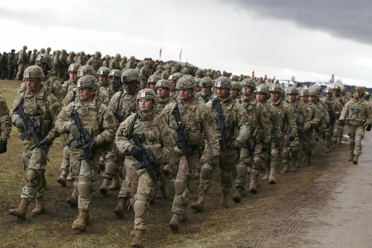 多少美军参战,才能击败伊朗美媒公布答案,俄:不是开玩笑