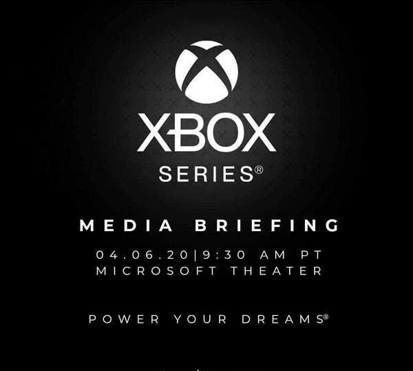 传微软将于4月召开发布会 或公布Xbox Series X价格