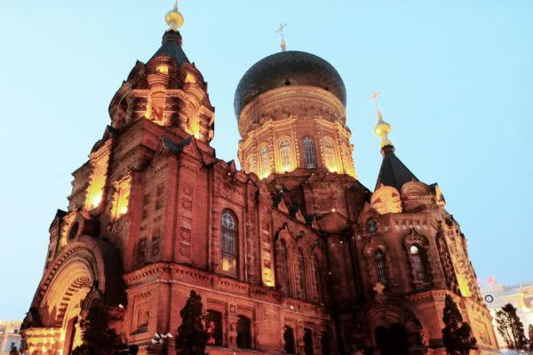 哈尔滨被遗忘的建筑,异国情调浓厚,你去过吗?