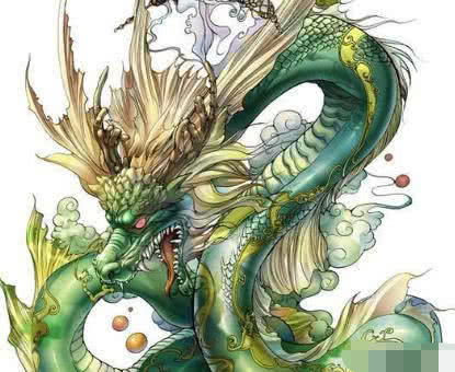 中国神话传说中的4大神龙,翻江倒海,无所不能,青龙只是其中之一!