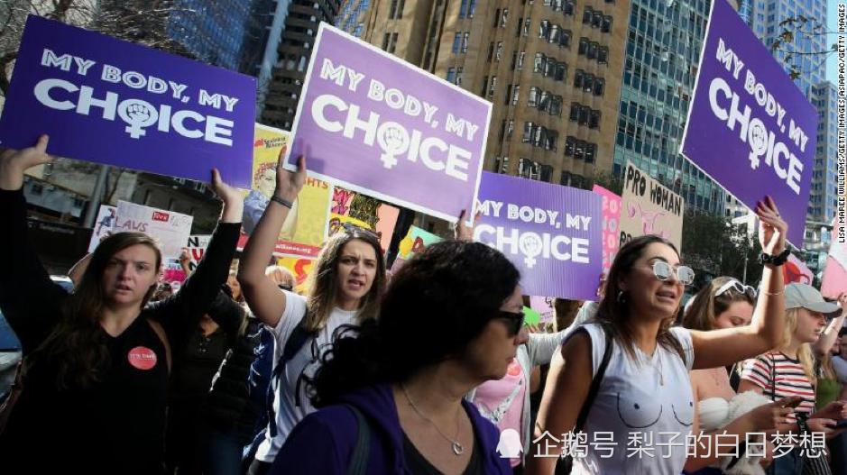 119年后,堕胎在悉尼终于不再是刑事犯罪