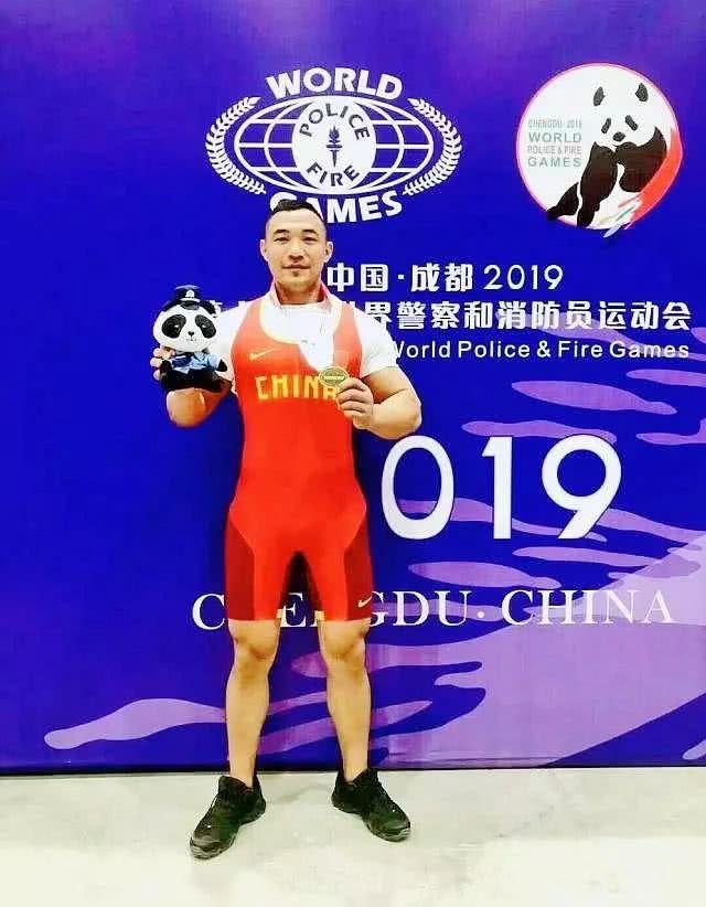 好样的!淮安90后警察获得世界级运动会荣誉!