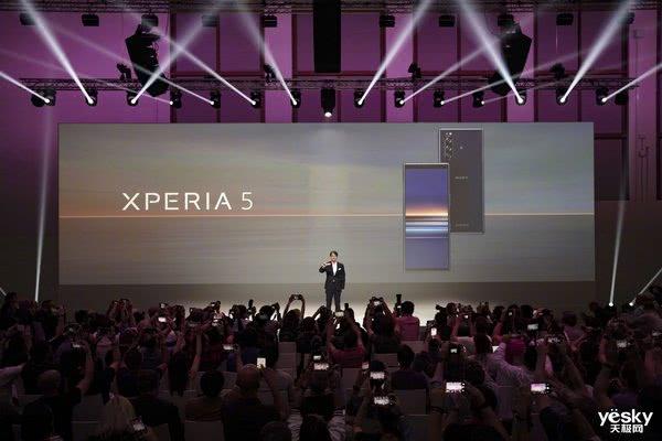 """""""一寸长一寸强""""21:9带鱼屏索尼Xperia5明天亮相"""