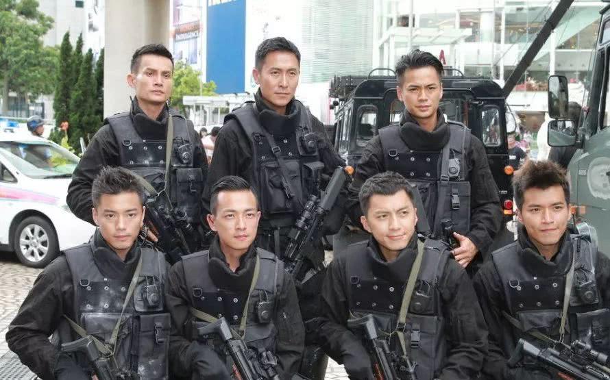 TVB又一新剧开拍,他刚回巢就当男一,这位金牌绿叶升上男二!