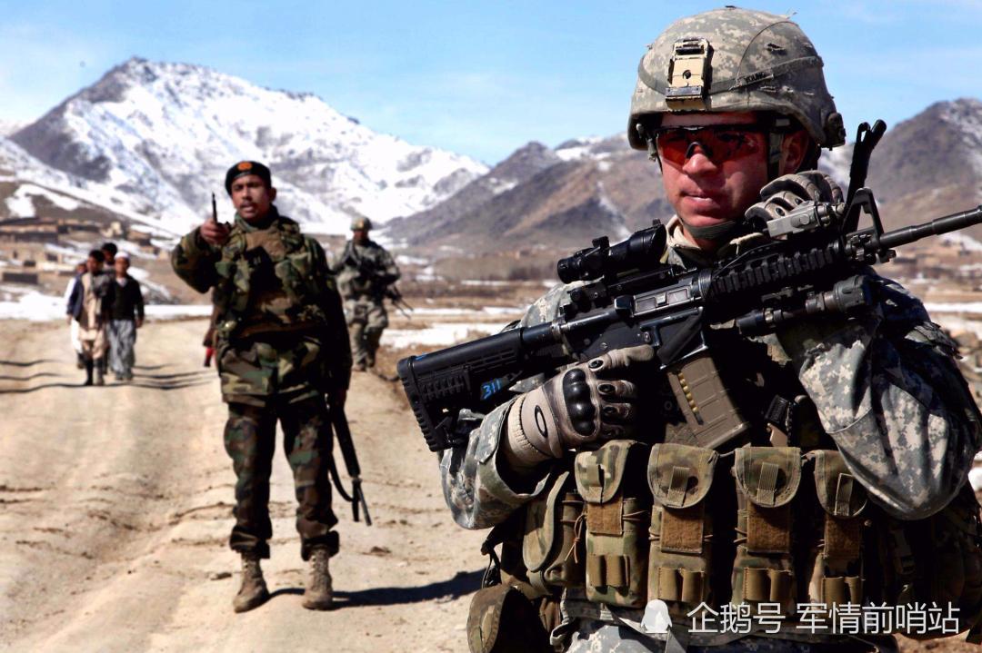 美军为何深陷阿富汗战争,美国到底从阿富汗得到了什么?