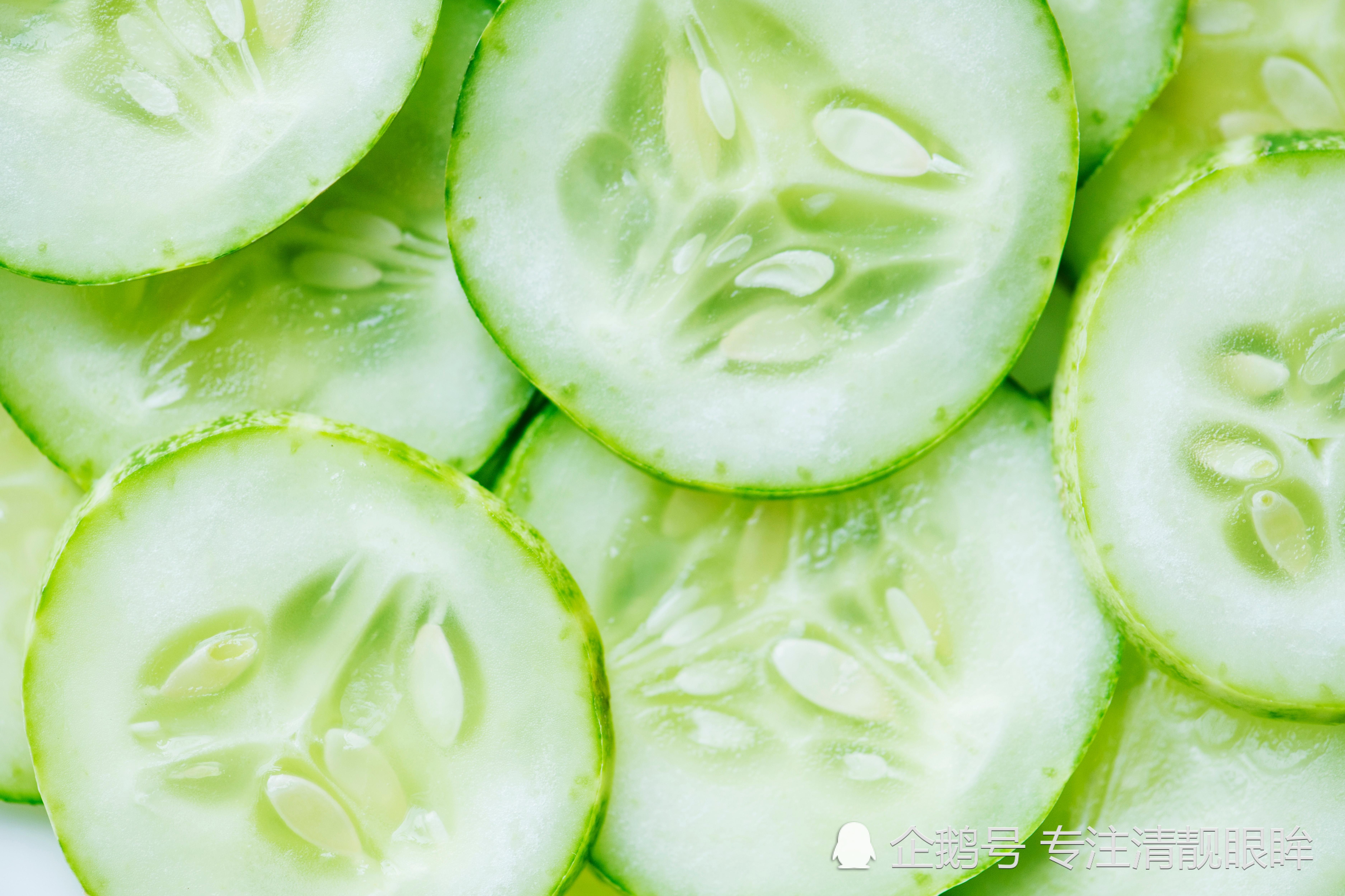 小黄瓜:长得像蔬菜的水果,每天吃一根,你的身体将有10大益处