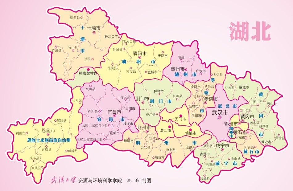 """湖北一县,历史悠久为千年古县,有""""鄂东门户""""之称"""