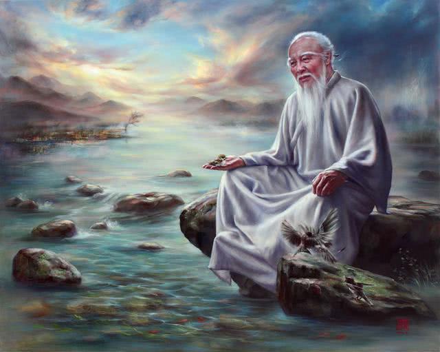 老子为什么要西出函谷关史料显示,他找到了那个失传千年的国度