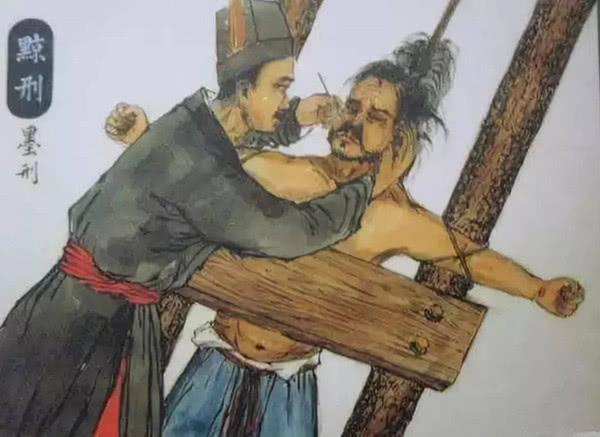 一种古老的刑罚,古人将其视作奇耻大辱,如今却火遍世界备受追捧