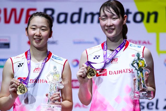 日本拿完奥运冠军又包揽世界冠亚军,立大功的教父却来自中国韩国