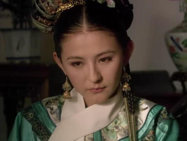 甄嬛传:叶澜依除了像华妃,她的这个特点也让雍正很迷恋