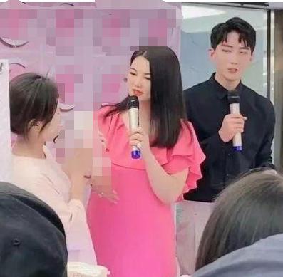 李湘发视频被质疑随便找个人都比她瘦,霸气回应:关我屁事