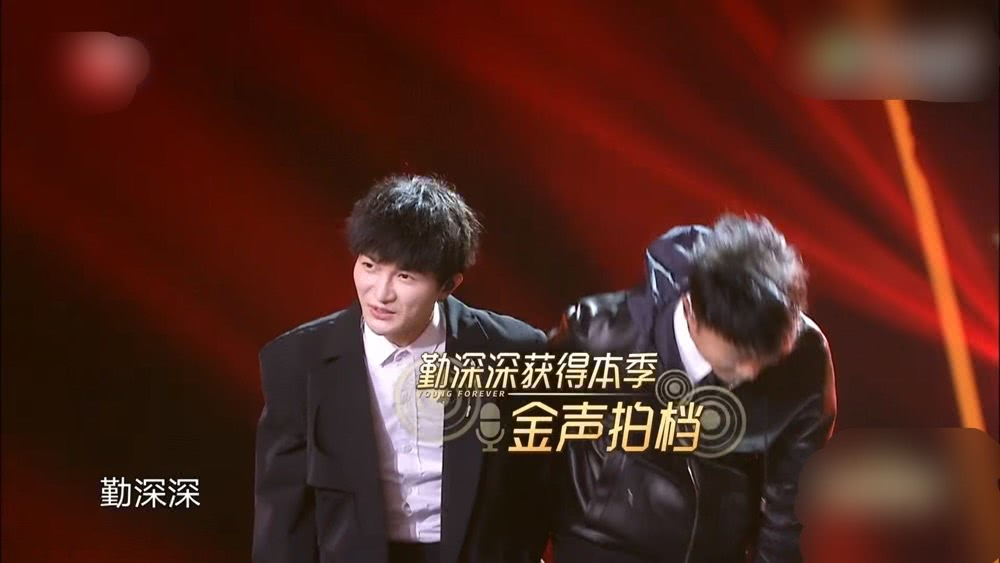 《我们的歌》获得总冠军,如今他再登《歌手》舞台