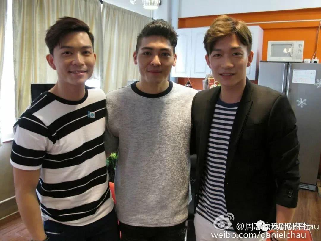 TVB小生入行十年终于有机会唱主题曲:算是光宗耀祖了