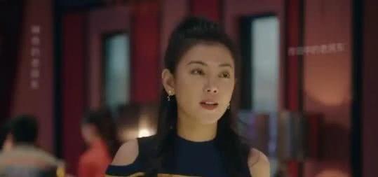 《爱5》羽墨出场的短短几秒,谁看清她的车牌了?导演太用心了!